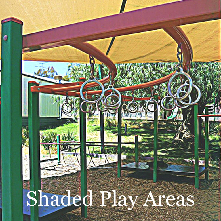 Shaded Play Areas